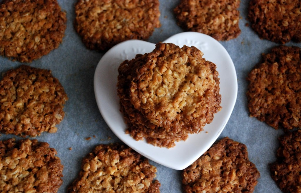 mandlové cookies