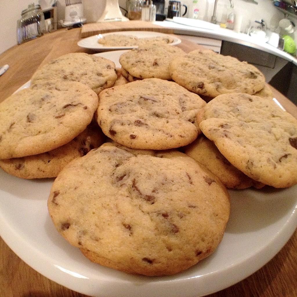 hotové cookies