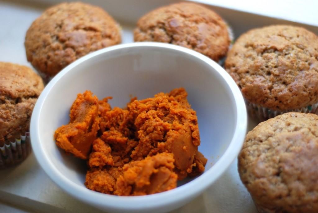 Dýňové muffiny