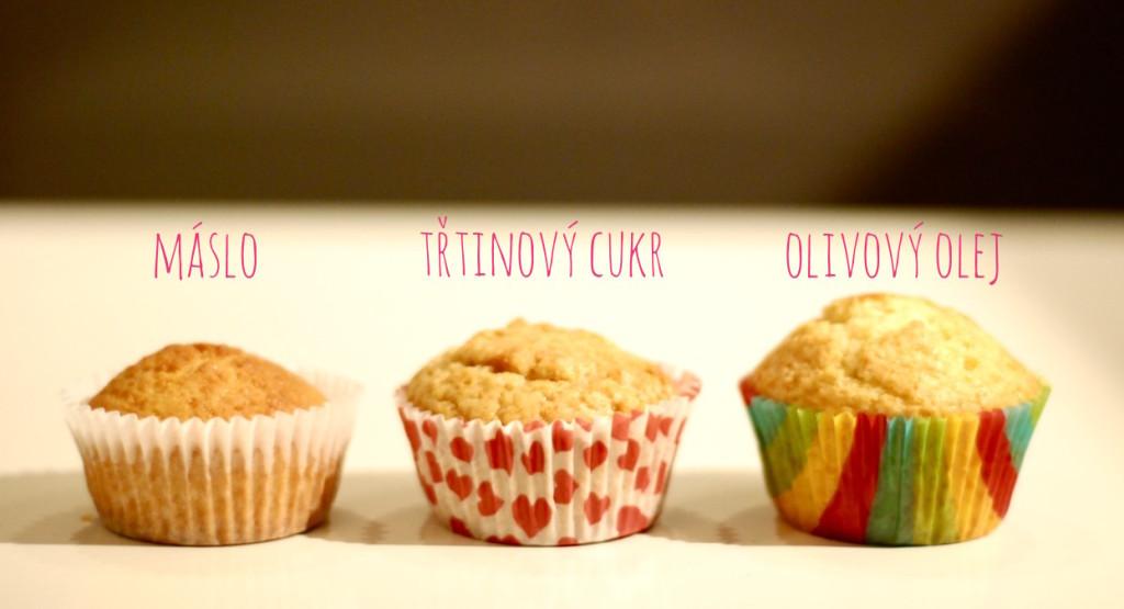 Základní recept na muffiny a jeho modifikace