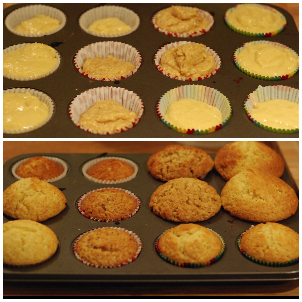 muffiny koláž